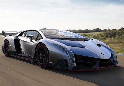 Lamborghini Veneno (Harga $4,5 Jt)