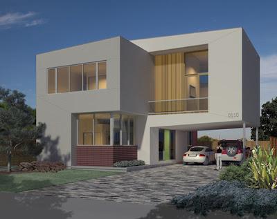 Modern Home Design Exterior