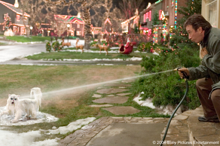 Filming Locations Christmas With The Kranks Movie Set