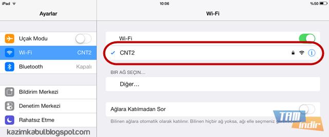 iPhone ve iPad'de DNS Değiştirme (Resimli Anlatım)