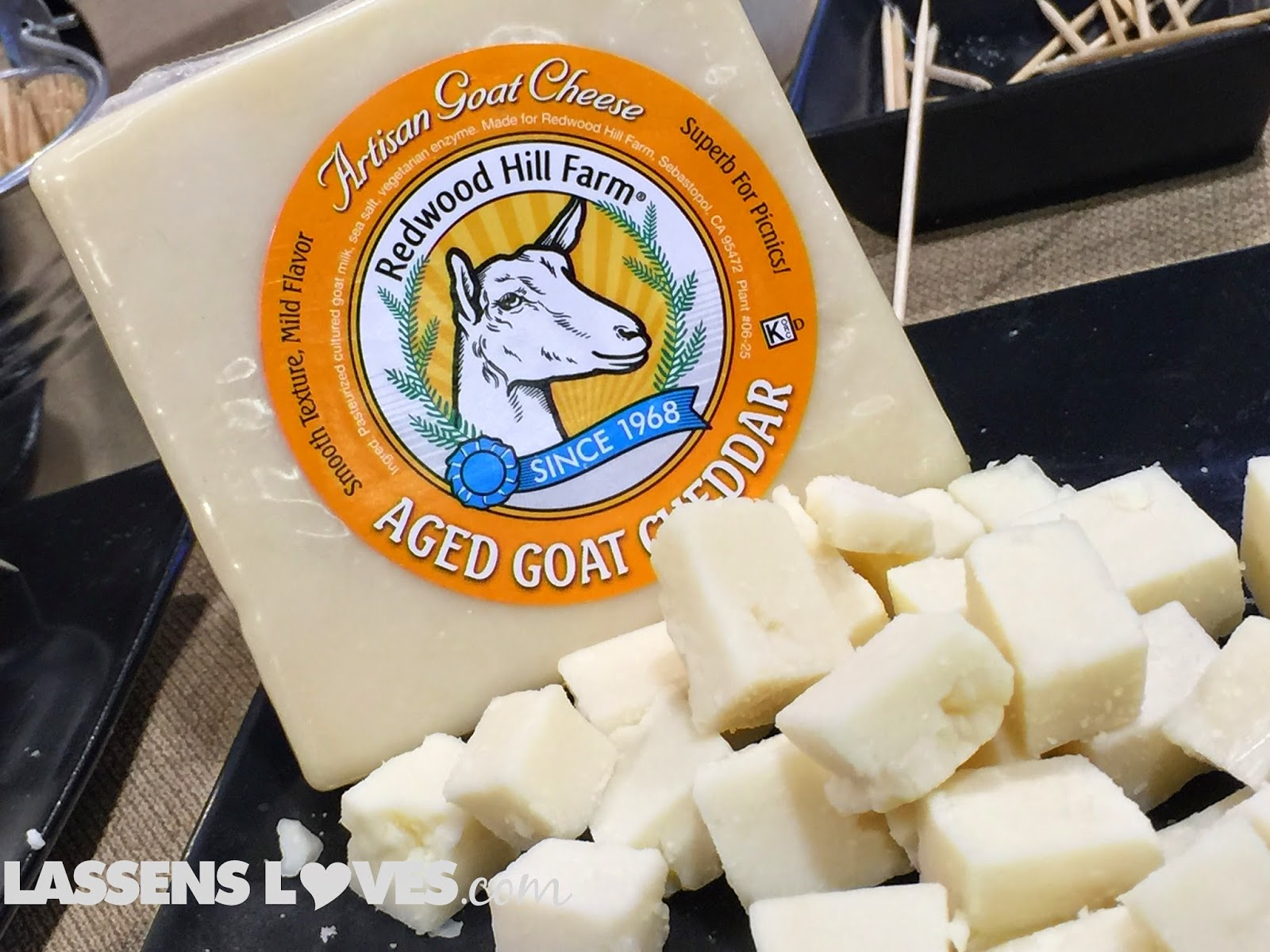 Expo+West+2015, Natural+Foods+Show, New+Natural+Products, Redwood+Hill+Farm+cheese, goat+cheese