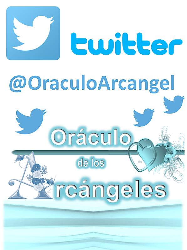 Twitter @OraculoArcangel