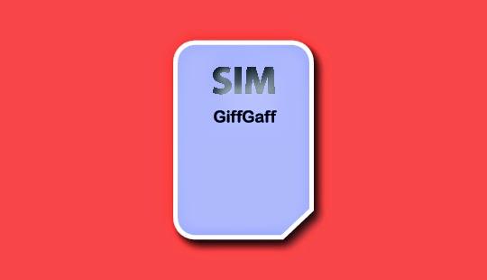 llamadas baratas Inglaterra GiffGaff SIM