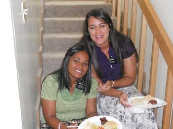 Sister Ruiz and Sister Sahm