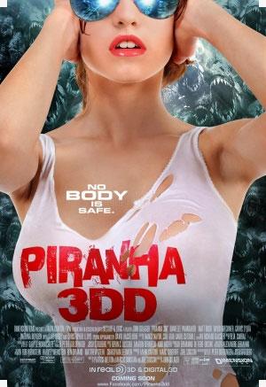 Piranha 3DD Legendado
