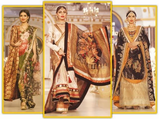 Deepak Perwani's Bridal Couture Week collection