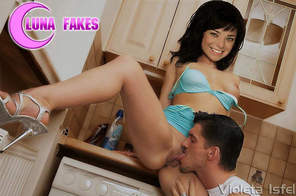 Violeta Isfel Luna Fakes