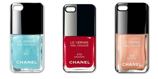 nailpolish case chanel
