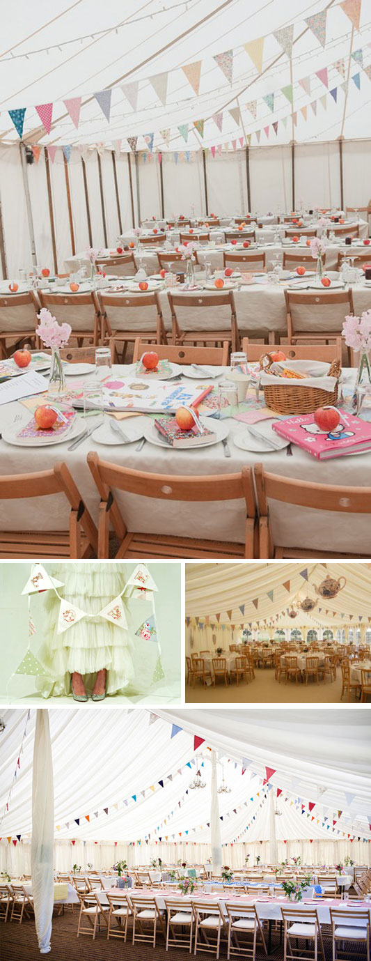 Pics Via Boho Weddings Ideal Bride Magazine I Heart Shabby Chic and