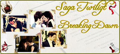 Saga Twilight Breaking Dawn