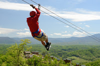 Outdoor attraction near Pigeon Forge