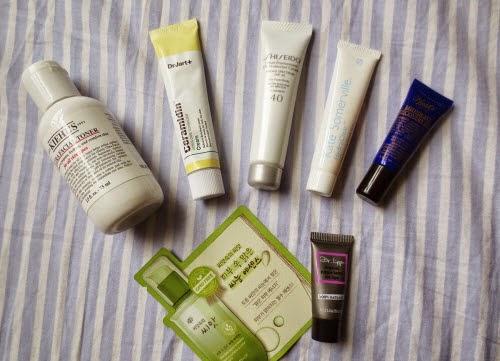 Beautiful Travel Skincare