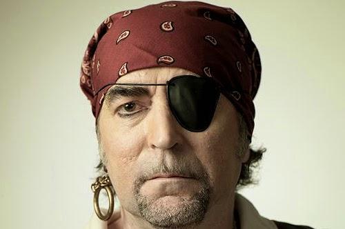 letra de amor pirata: