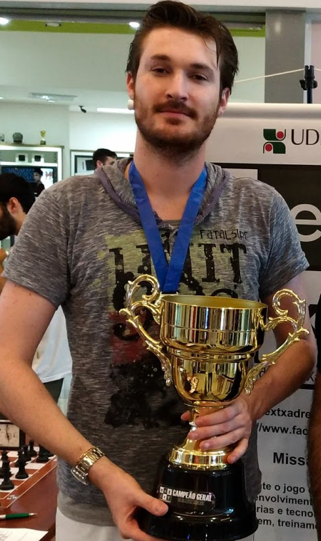 Campeão Absoluto COPA NX 2017
