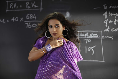 Vidya Balan Latest Calender Shoot 2012 FIGURE
