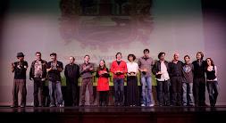 Entrega de Premios III Certamen, Teatro Municipal Enrique de la Cuadra de Utrera.