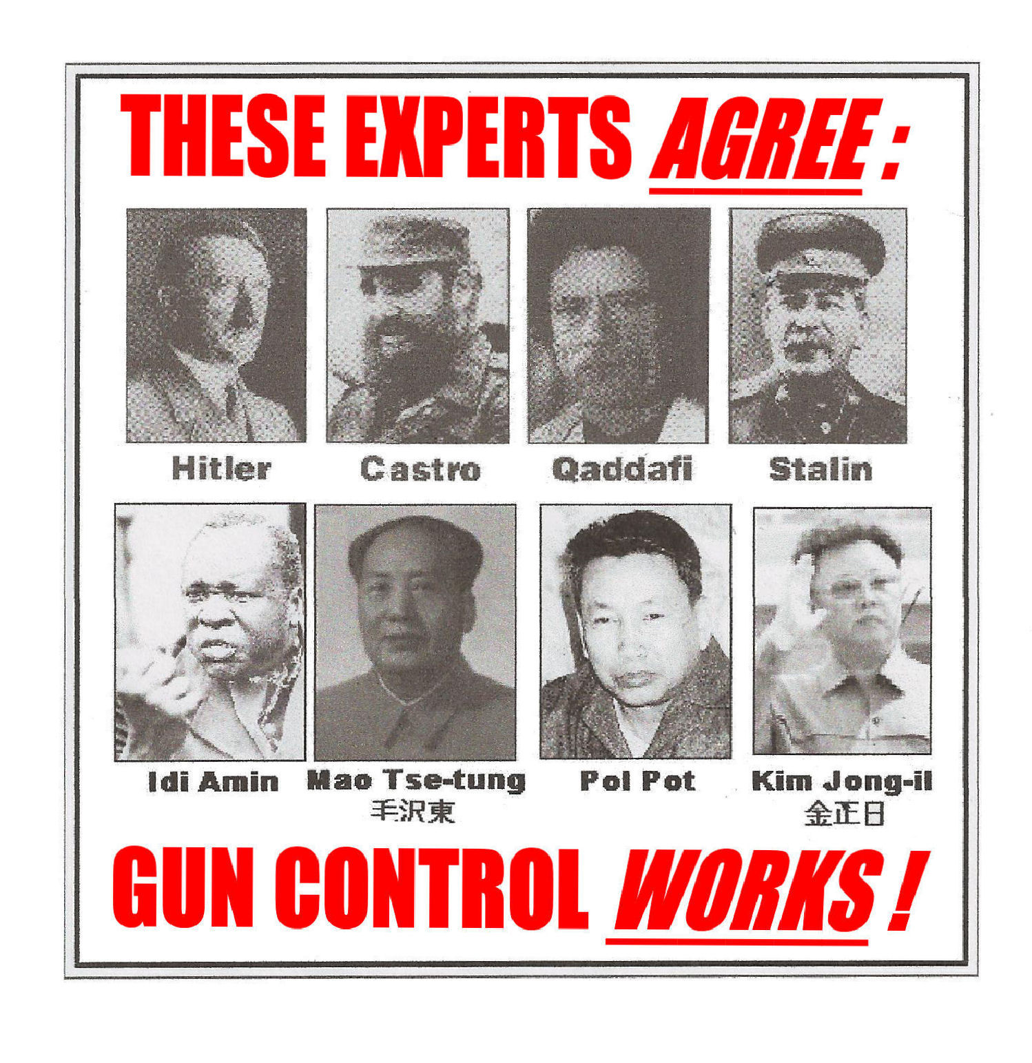 a solution to gun control Hello all we have a lot of issues and debate regarding gun control in this country and i would like to propose a solution, that could be very effective, and.