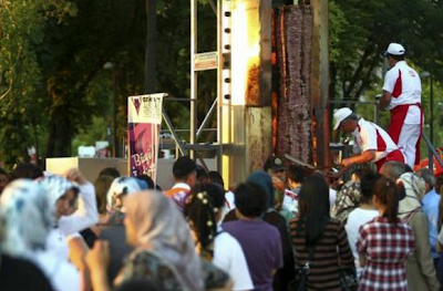World's Largest Kebab