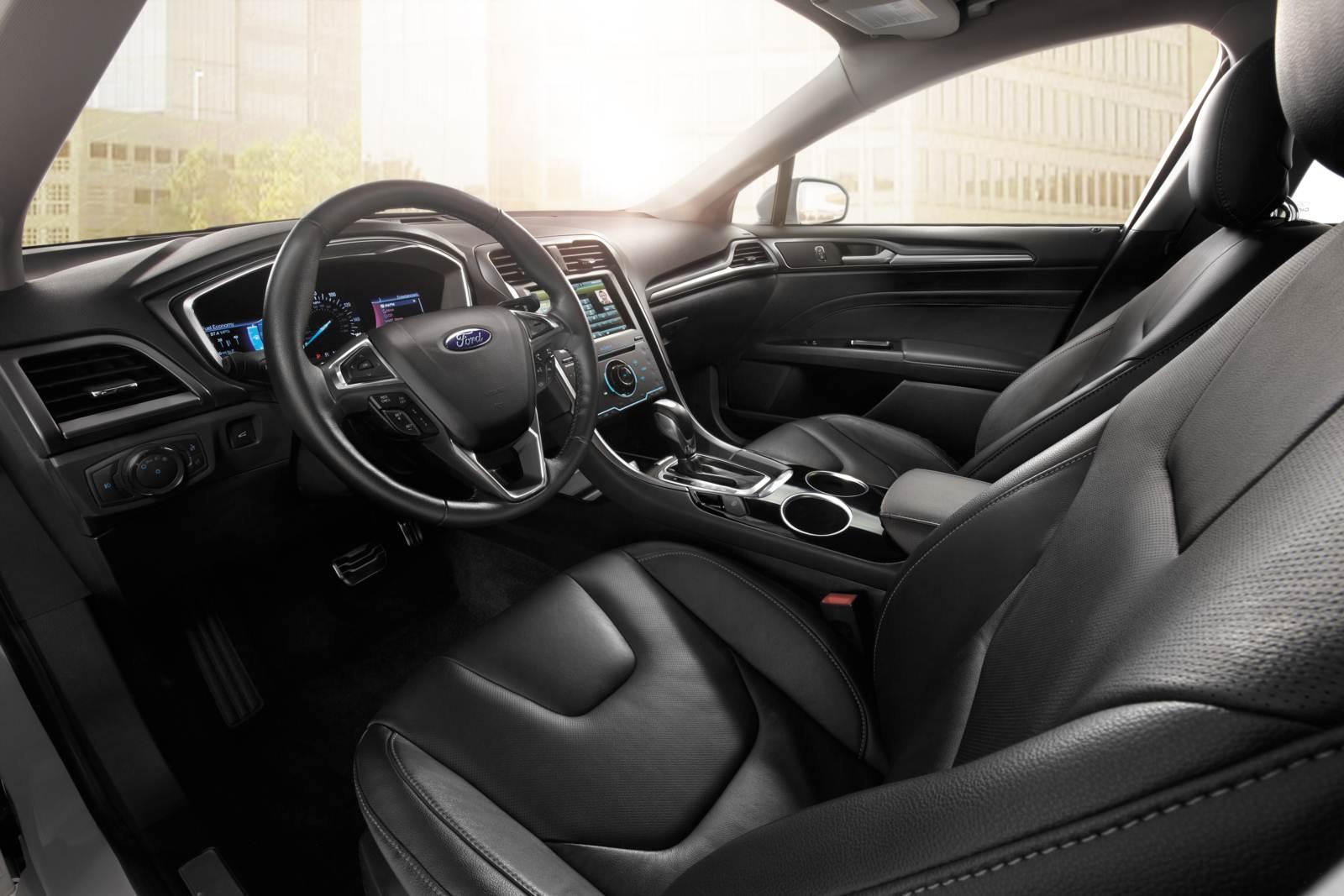 Ford Fusion 2015 Recebe Aperfei Oamentos Nos Eua Car Blog Br