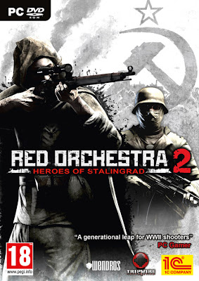 Download Red Orchestra 2: Heroes of Stalingrad Update 2 and 3 SKIDROW