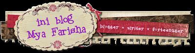 Bila Mya Farisha Menulis