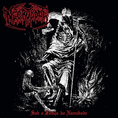 Necrobode - Sob o Feitiço do Necrobode - Press Release + LP Stream.