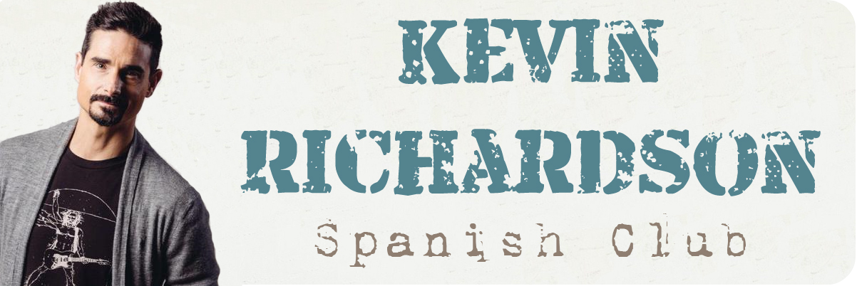 Kevin Richardson Spanish Club