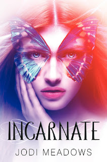 Review of Incarnate by Jodi Meadows published by Katherine Tegen Books