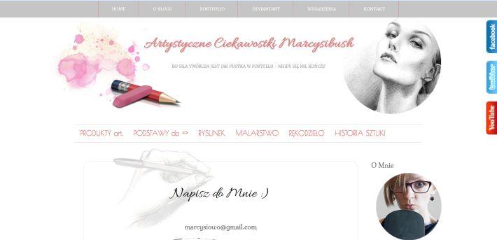 www.artystyczne-ciekawostki.blogspot.com