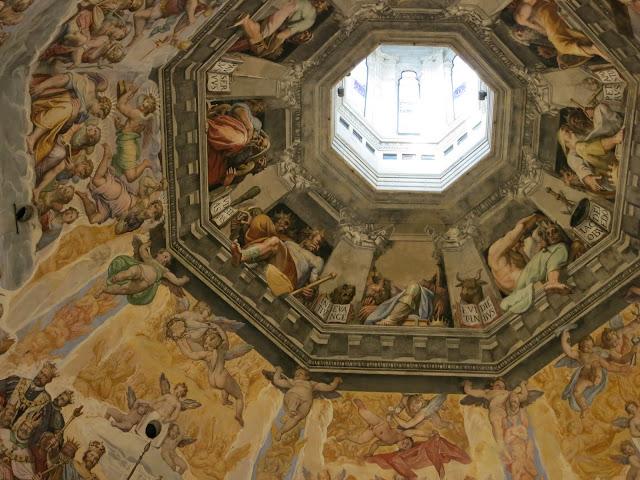 Brunelleschi's Lantern, Duomo, Florence