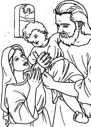 dibujos de la familia para colorear imagenes de la familia para
