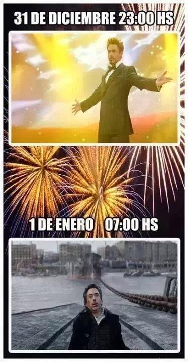 Despues de Año Nuevo