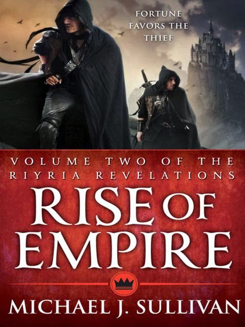 Rise of Empire, Michael J. Sullivan