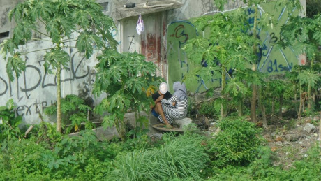 Video Mesum ABG di Kebun