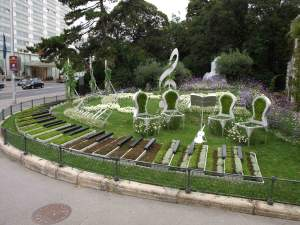 Wise scaping research sound instruments for Garden scaping