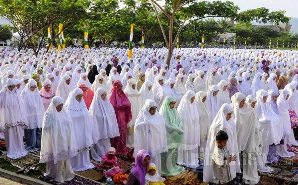Daftar Lokasi Tempat Shalat Idul Adha di Kota Bandung Sabtu (4/10)
