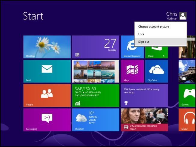 Cara Merubah Ukuran Border pada Windows 8