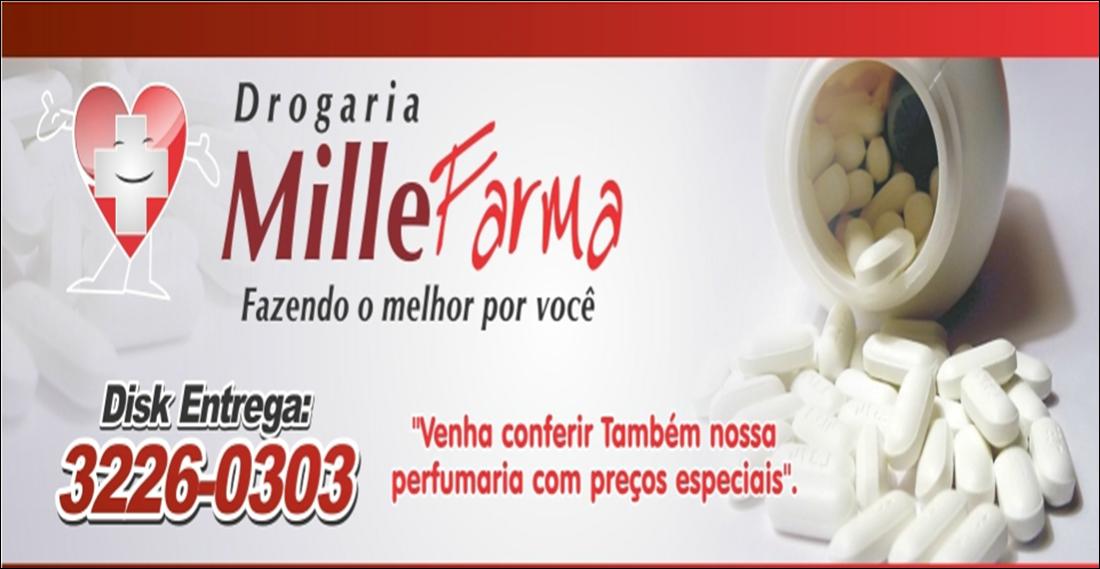 DROGARIA MILLE FARMA