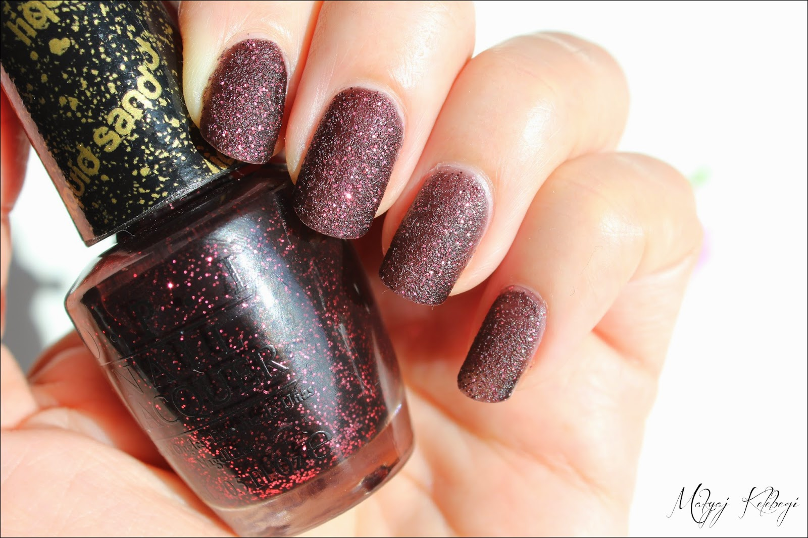 OPİ Stay the Night