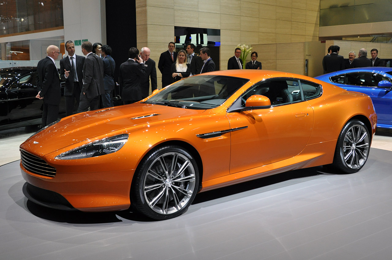 latest news 2012 aston martin virage. Cars Review. Best American Auto & Cars Review