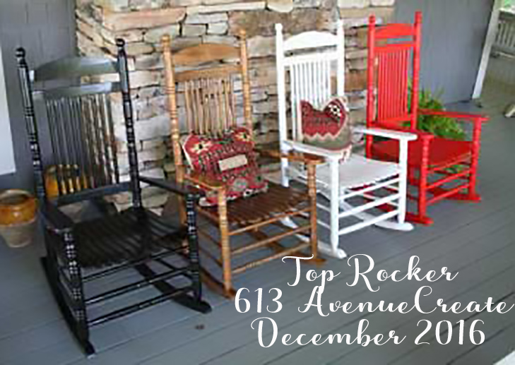 avenue613 - Top Rocker December 16