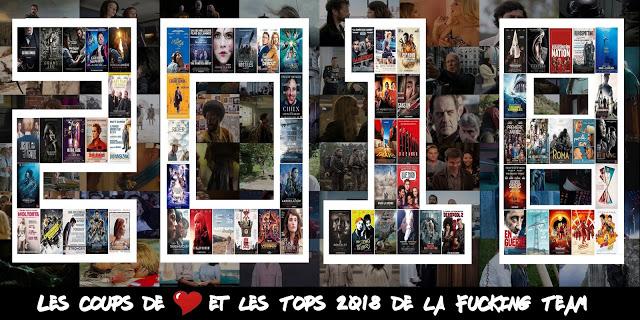 Classement Coups de Coeur/Top 2018