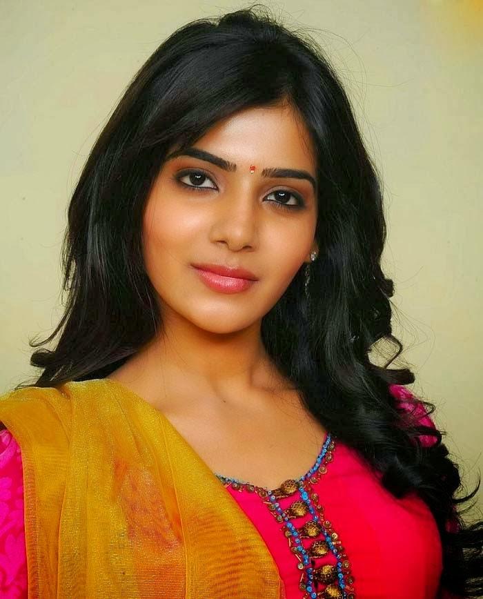 Telugu Actress Samantha Hot Stills | Mallu Actress Photo- Mallu Aunty ...