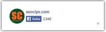 Widget Likebox Fanspage