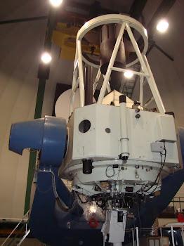 Telescopio Observatorio El Leoncito