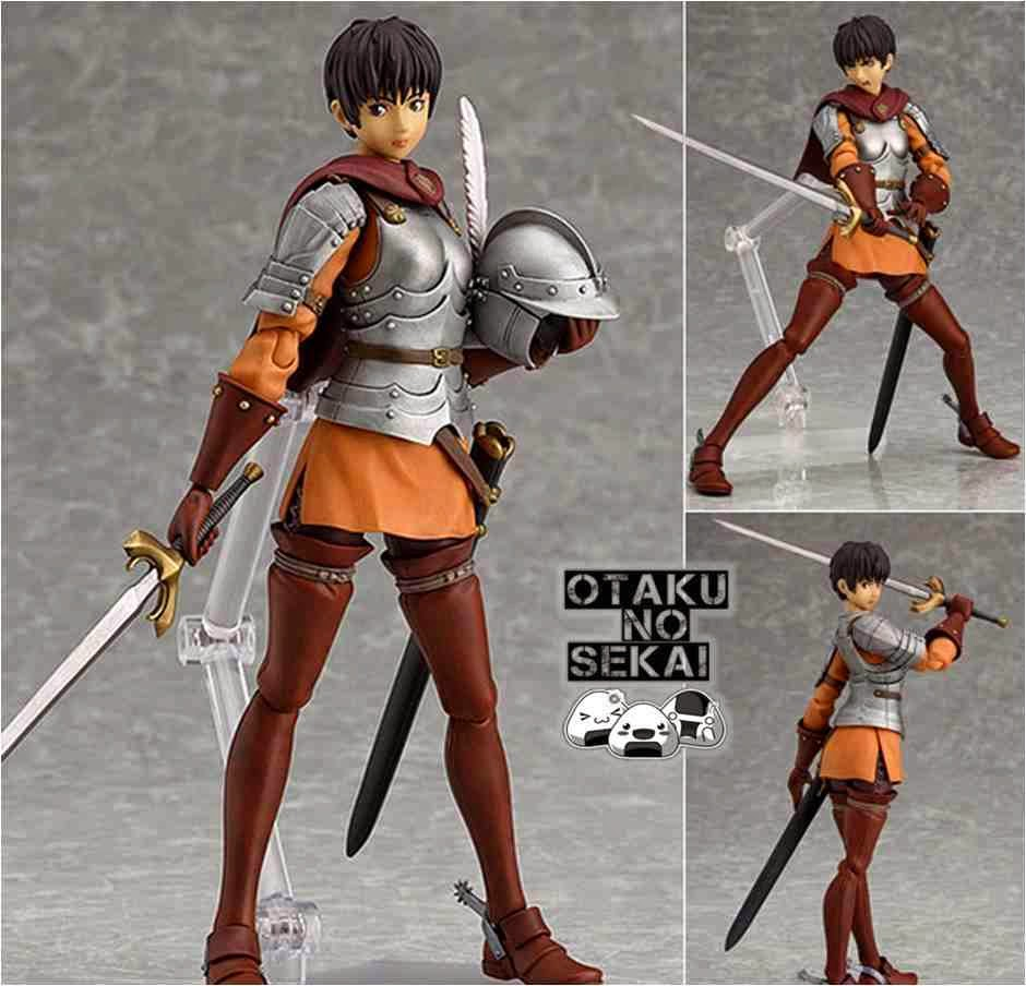 figma Berserk the Movie: Casca