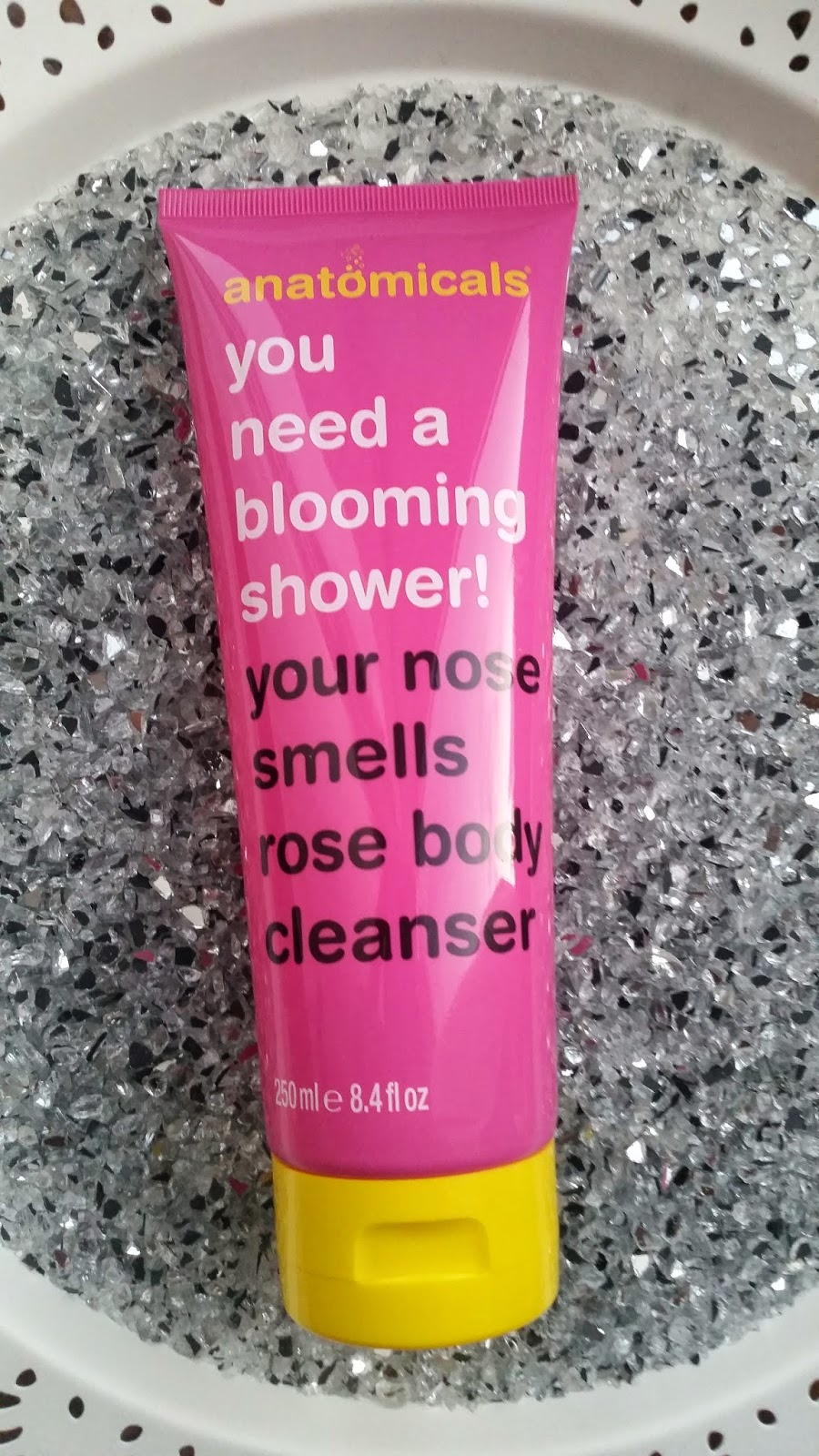 Anatomicals – You need a blooming Shower - www.annitschkasblog.de