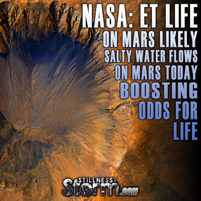nasa life on mars rumor - photo #45