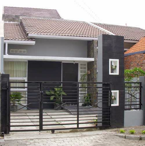 gambar tampak depan rumah minimalis type 36