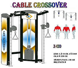 Cable Crossover Black